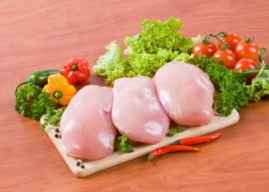Filet de poulet, sans os, sans peau
