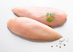 Filet de poulet sans os, sans peau, sans aiguillette