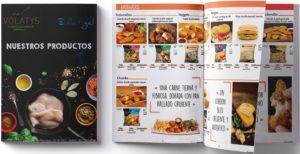 Encuentre el catálogo de productos Volatys